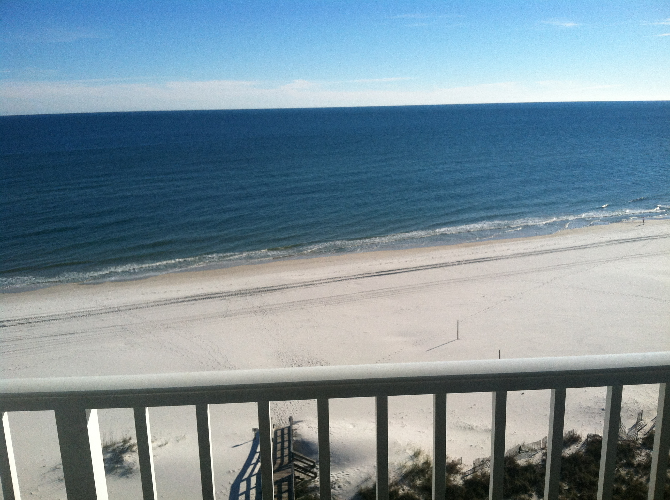 Windward pointe bella beach properties bella beach for Balcony with view