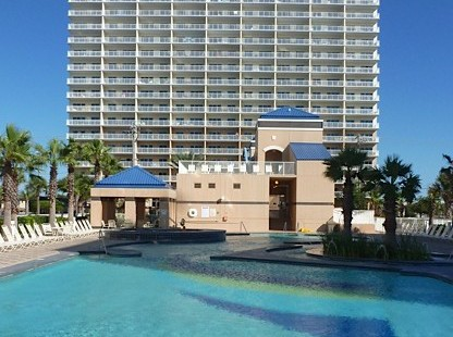 Crystal Tower, Gulf Shores