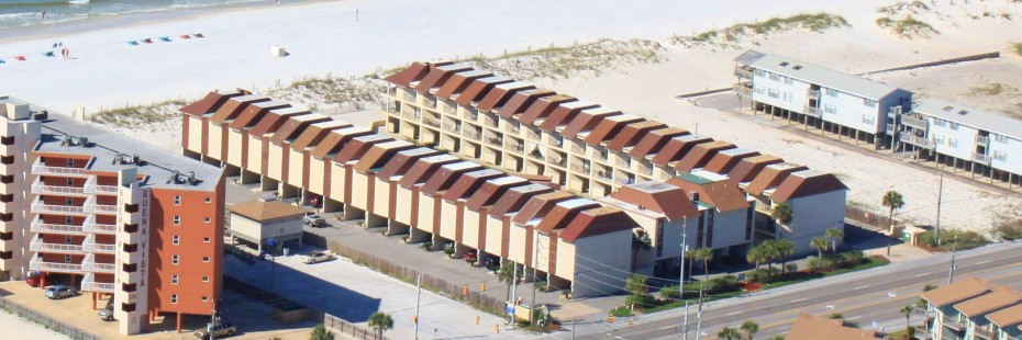 Gulfside Townhomes, Gulf Shores