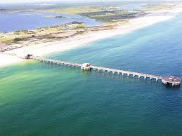 Gulf Ss Orange Beach Attractions Fort Morgan Waterville Usa Flora Bama Mullet State Park Pier