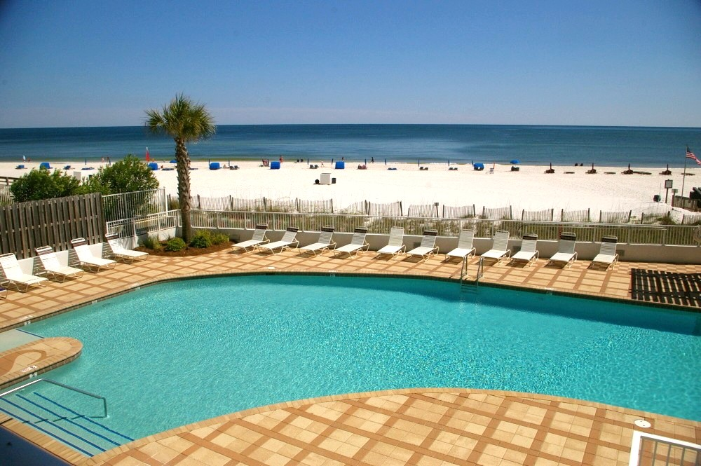 Orange Beach Vacation Als Shoalwater Unit 906 Complex Pool Deck