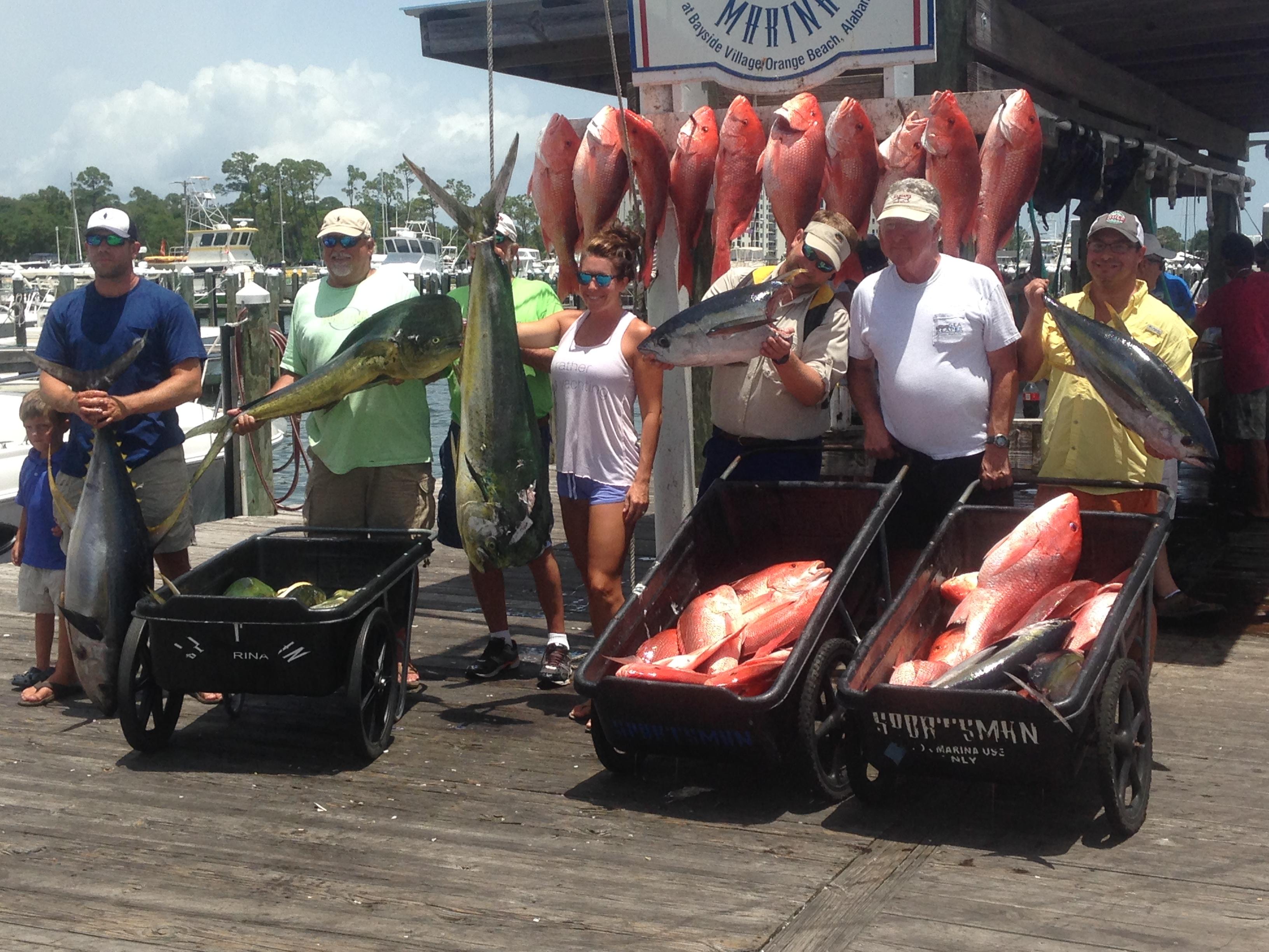 Gulf Ss Orange Beach Fishing